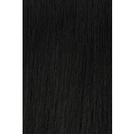 Dominican blow out straight 14 inch #1 zwart