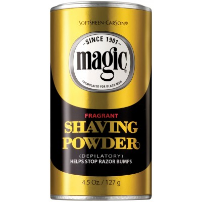 Magic Shaving Powder Fragrant 4.5oz