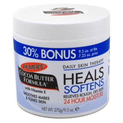 Palmers Cocoa Butter Jar with Vit. E 9.5oz