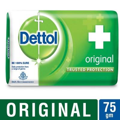 Dettol Antibacterial Hand Soap Small 75g
