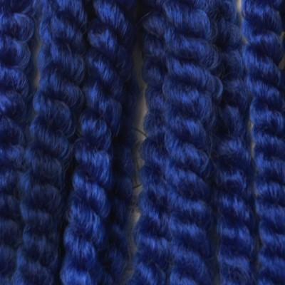 2X HAVANA MAMBO TWIST BRAID 24 Inch #blue
